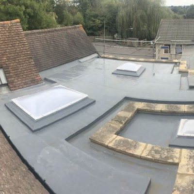 Natural slate tile roof fitters - Stormforce Roofing